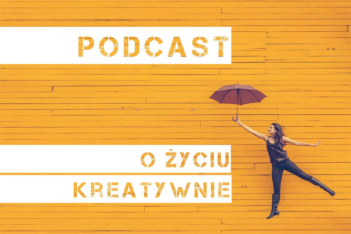 podcast kreatologia cover