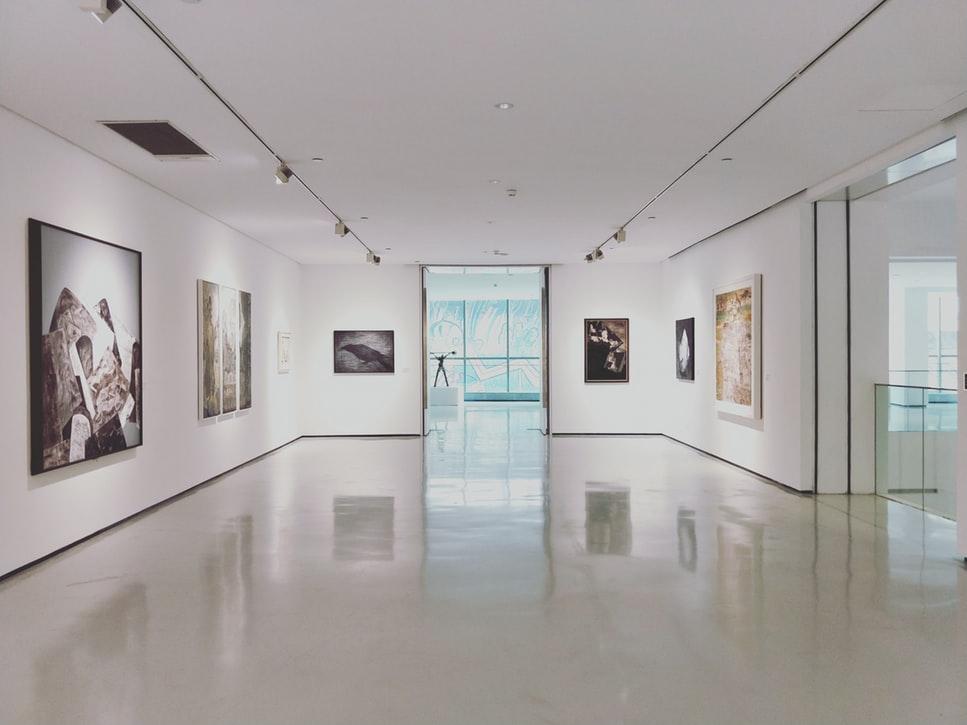 muzeum galeria kwarantanna